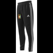 Devizes CC Adidas Black Junior Training Pants