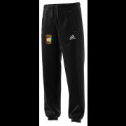 Devizes CC Adidas Black Sweat Pants