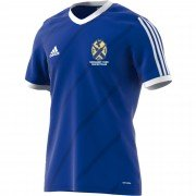 Normanby Park CC Adidas Blue Junior Training Jersey