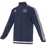 Blackrod CC Adidas Navy Training Top