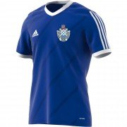 Millom CC Adidas Blue Training Jersey
