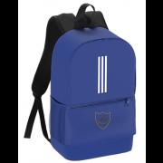 Wandsworth Cowboys CC Blue Training Backpack