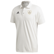Wandsworth Cowboys CC Adidas Elite Junior Short Sleeve Shirt