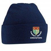 Gwent Young Cricketers Navy Beanie