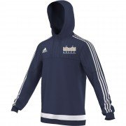 Audley End CC Adidas Navy Hoody