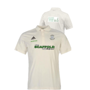 Darfield CC Adidas Pro Junior Short Sleeve Polo