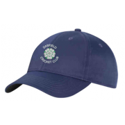 Darfield CC Navy Baseball Cap