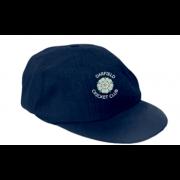 Darfield CC Navy Baggy Cap