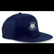 Darfield CC Navy Snapback Hat