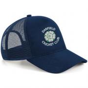 Darfield CC Navy Trucker Hat