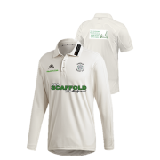Darfield CC Adidas L/S Playing Shirt