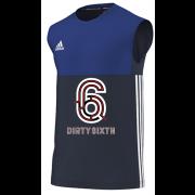 Witley CC Adidas Navy Training Vest