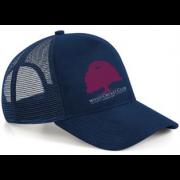 Witley CC Navy Trucker Hat
