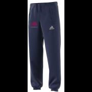 Witley CC Adidas Navy Fleece Hoody