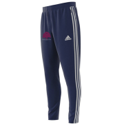 Witley CC Adidas Junior Navy Training Pants