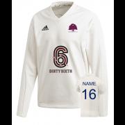 Witley CC Adidas Elite Long Sleeve Sweater