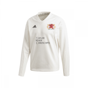 Longdon CC Adidas L/S Playing Sweater