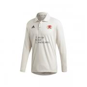 Longdon CC Adidas L/S Playing Shirt