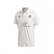 Longdon CC Adidas S/S Playing Shirt