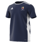 Shurdington CC Navy Junior Training Jersey