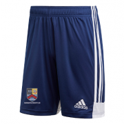 Shurdington CC Adidas Navy Junior Training Shorts