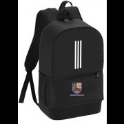 Shurdington CC Black Training Backpack