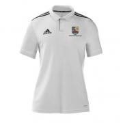 Shurdington CC Adidas White Polo