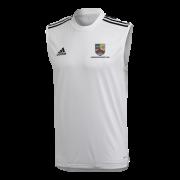 Shurdington CC Adidas White Training Vest