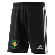Locksbottom CC Adidas Black Junior Training Shorts