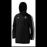 Locksbottom CC Black Adidas Stadium Jacket