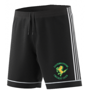 Locksbottom CC Adidas Black Training Shorts