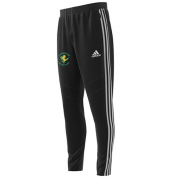 Locksbottom CC Adidas Black Junior Training Pants