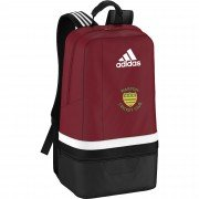 Warton CC Red Training Backpack