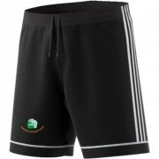 Ickwell CC Adidas Black Junior Training Shorts