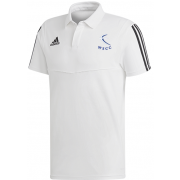 Witney Swifts Adidas White Polo