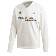 Witney Swifts Adidas Elite Long Sleeve Sweater