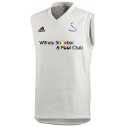 Witney Swifts CC Adidas S/L Playing Sweater