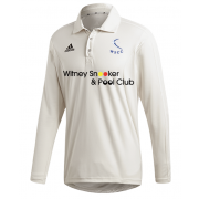 Witney Swifts CC Adidas Elite L/S Playing Shirt