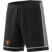 Teversal CC Adidas Black Junior Training Shorts