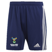 Reigate Priory CC Adidas Navy Junior Training Shorts