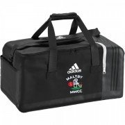 Maltby Miners Welfare CC Black Training Holdall