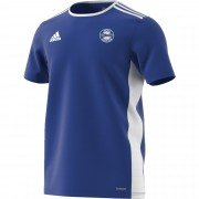 Lostock CC Adidas Blue Training Jersey