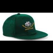 Shipton Under Wychwood CC Green Snapback Hat
