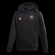Shipton Under Wychwood CC Adidas Black Junior Fleece Hoody