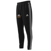 Shipton Under Wychwood CC Adidas Black Training Pants