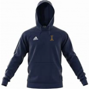Darwen CC Adidas Navy Fleece Hoody