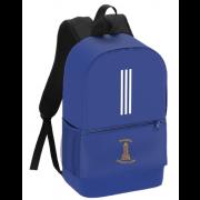 Darwen CC Blue Training Backpack