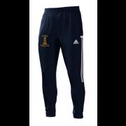 Darwen CC Adidas Navy Training Pants