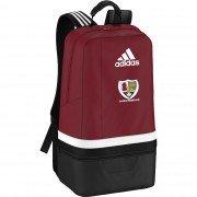 Locks Heath CC Red Training Backpack