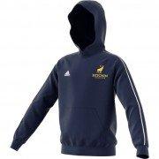 Hitchin CC Adidas Navy Junior Hoody